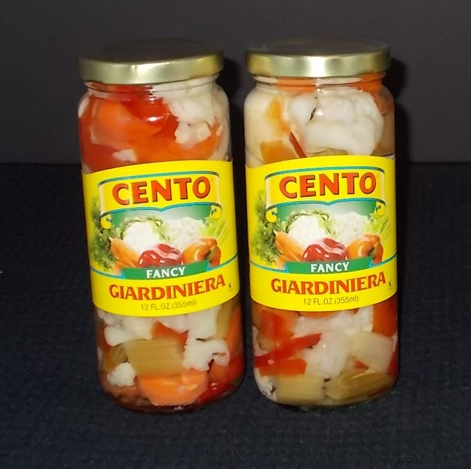 Cento Fancy Giardiniera - 2 / 12 Oz. Jars
