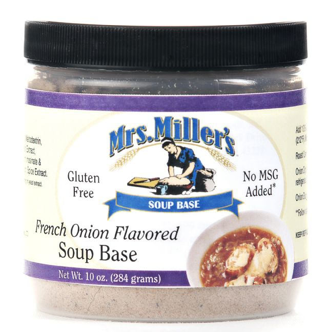 French Onion Soup Base 2 Jars No MSG added Gluten Free