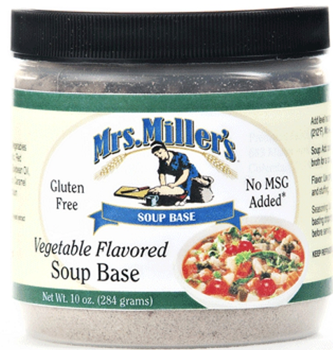 Vegetable Soup Base 2 Jars No MSG added Gluten Free