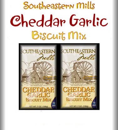 Cheddar Garlic Biscuit Mix