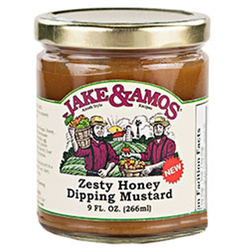 Zesty Honey Dipping Mustard