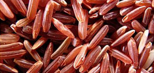 Red Thai Rice